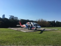 TRAFİK DENETİMİ - İstanbul Jandarması'nın Yeni Gözü S-70 Göreve Başladı