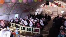 İstanbul Müftülüğünden Suriye'deki Çocuklara Yardım