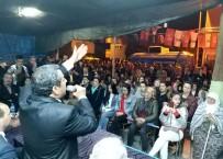 İYİ Partili Başkan Adayı 'Pes' Dedirtti