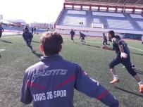 Kars 36 Spor Kağızman Gençler Birliği Karşılaşmasına Hazır