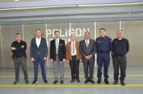 KEMAL KıZıLKAYA - Kaymakamdan Poligon İzmir'e Tam Not