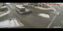 Kaza Görüntüleri Kameralarda