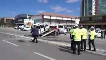 Kırıkkale'de Otomobil İle Hafif Ticari Araç Çarpıştı Açıklaması 6 Yaralı