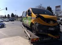 Maltepe Sahil Yolunda Kaza Açıklaması 5 Yaralı