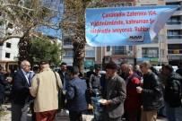 MÜSİAD'tan Şehitler Anısına Pilav Hayrı