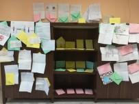 Öğrenciler, Sigara İle Mücadele İçin Bin 300 Öğrenci Mektup Yazdı