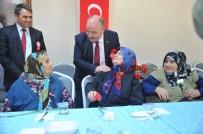 TÜRK SILAHLı KUVVETLERI - Osmaniye'de Yaşlılar Haftası Etkinliği
