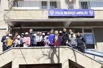 Özel Çocukları, Polisler Ağırladı