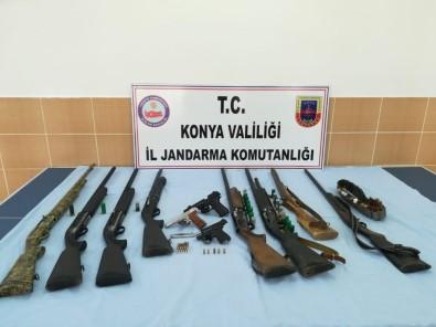 Ruhsatsız Silah Satıcılarına Operasyon