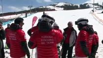 TÜRKIYE KAYAK FEDERASYONU - Senkronize Kayak Milli Takımı, Aspen'den Umutlu