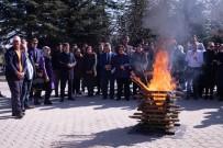 Şeyh Edebali Üniversitesi'nde Nevruz Coşkuyla Kutlandı