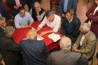 YEŞILYUVA - Seyhan'da 'Taziye Çadırı' Tarih Olacak