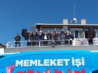 Soylu'dan Karamollaoğlu'na Sert Sözler
