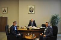 SSAUMDER'den Cumhurbaşkanı Başdanışmanı Oktay Saral'a Ziyaret