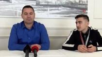 ARDA TURAN - Suad Liçi Açıklaması 'Türkiye İle Oynamaktan Gurur Duyuyoruz'