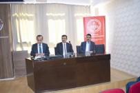 Sungurlu'da Okul Güvenliği Toplantısı Yapıldı