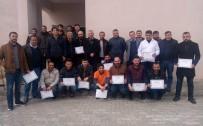 Tatvan'daki 32 Hükümlü 'Kalfalık' Belgesi Aldı