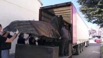 'Troya' İki Tırla Rusya Yoluna Çıktı