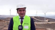 Türkiye'nin İkinci Büyük Rüzgar Enerji Santralinde Rekor Ocak Ayı Üretimi