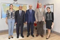 MUSTAFA YAŞAR - Yılın Doktorlarından Vali Demirtaş'a Ziyaret