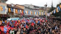 COŞKUN GÜVEN - AK Parti  Yenice'de İlk  Mitinginde  Gövde Gösterisi Yaptı