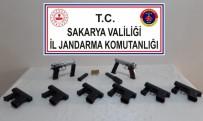 Akyazı'da Silah Operasyonu  Açıklaması1 Gözaltı