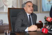 Bakan Ersoy Açıklaması 'Birkaç Dokunuşla Isparta Zaten Çok İyi Bir Yol Alabilir'