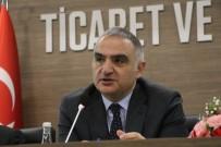 Bakan Ersoy'dan Turizm Özeleştirisi Açıklaması 'Turist Sayısı Konusunda Olması Gereken Yerin Çok Aşağısındasınız'