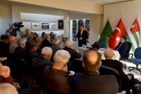Başkan Ataç, Çerkeslerle Buluştu