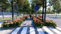 ŞEHİR İÇİ - Başkan Can, Bisiklet Yolu Projesi Hakkında Bilgi Verdi