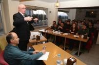 ODUNPAZARI - Başkan Kazım Kurt Açıklaması 'Eskişehir Öğrencileri Seven Bir Şehirdir'