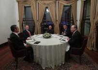 FİKRET ORMAN - Binali Yıldırım, Kulüp Başkanlarıyla Buluştu
