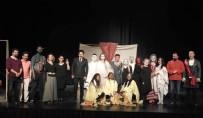 'Büyücü' Oyunu Eskişehirliler İle Buluştu