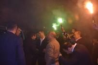 Cumhur İttifakı Akpınar'da Coşkuyla Karşılandı