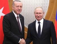 Cumhurbaşkanı Erdoğan 8 Nisan'da Rusya'ya gidecek