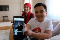 Cumhurbaşkanı Erdoğan'ın 'Ağlama' Dediği Çocuk O Anları Anlattı