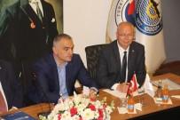 MEHMET YAVUZ DEMIR - Dr. Tarhir Ateş Turizm Projelerini Açıkladı