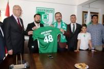 MEHMET YAVUZ DEMIR - Gençlik Ve Spor Bakanı Kasapoğlu Açıklaması 'Milli Takımın Başarısıyla Gurur Duyuyoruz'