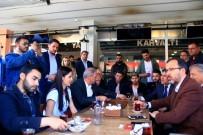 MEHMET KASAPOĞLU - Gençlik Ve Spor Bakanı Kasapoğlu;