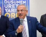 Hilmi Güler Açıklaması 'Ordu Deniz Ticaretinin Merkezi Olacak'