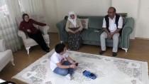 AHMET DAVUTOĞLU - İlkokul Öğrencisinin Cumhurbaşkanı Erdoğan Sevinci