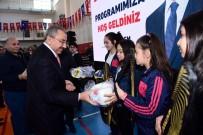 İsmail Erdem Açıklaması 'Ataşehir Sporun Merkezi Olacak'