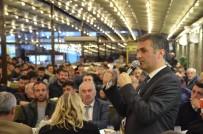 KAŞÜSTÜ - İYİ Parti Yomra Belediye Başkan Adayı Bıyık Gençlerle Buluştu