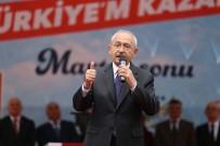 Kılıçdaroğlu, Artvinliler'e En Büyük Üzüntüsünü Anlattı Ve Belediyeyi Tekrar Geri İstedi