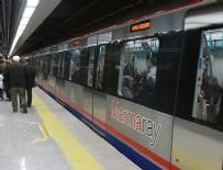 MARMARAY - Marmaray'da bir ilk... Kesintisiz ulaşım başladı
