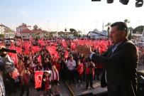MEHMET KOCADON - Mehmet Kocadon, Büyük Halk Buluşmaları Dalaman'dan Başladı