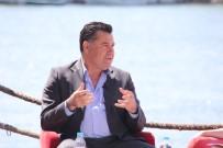 MEHMET KOCADON - Mehmet Kocadon Ekranda Gazetecilerin Sorularını Yanıtladı