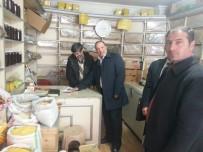 MHP İl Başkanı Karataş'tan Esnaf Ziyaretleri