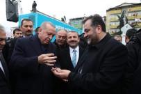 MHP'li Başkan, Cumhurbaşkanı'nın Tespihine Gözü Gibi Bakıyor