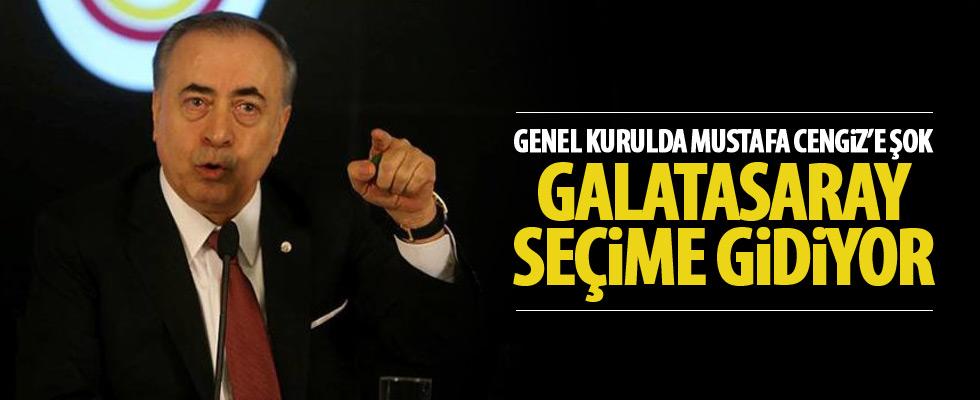 Mustafa Cengiz'e şok